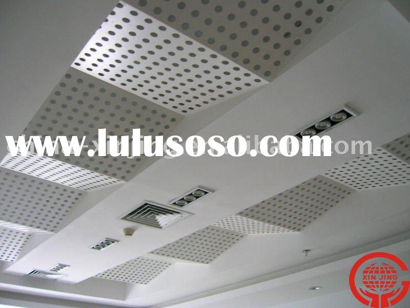 Aluminum decoration construction material