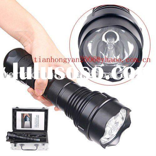 BALLAST BUILT IN 24W HID Xenon Torch Flashlight 2000 Lumens Spotlight