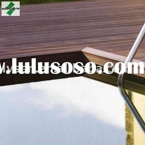 Composite-Decking, Decking material
