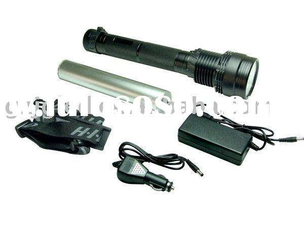 High power xenon HID flashlight torch 4000 LUMENS