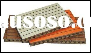 MDF construction material