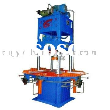 NEW! Interlocking block machine