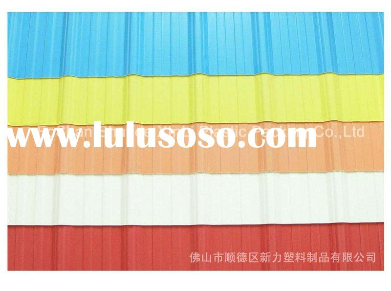 New Building Materials heat insulation roof tile gr1004 (7)