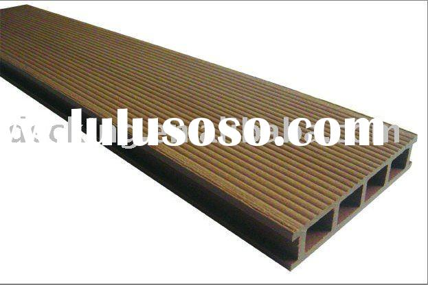 Outdoor wpc decking material