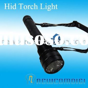 Portable HID Hunting Light Torch Flashlight