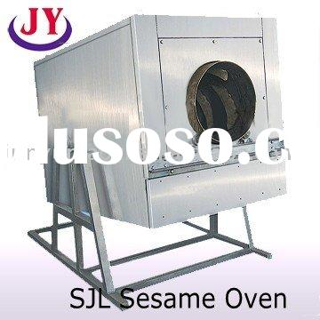 SJL Sesame Roasting Machine Used for Baking Fine Particle Materials