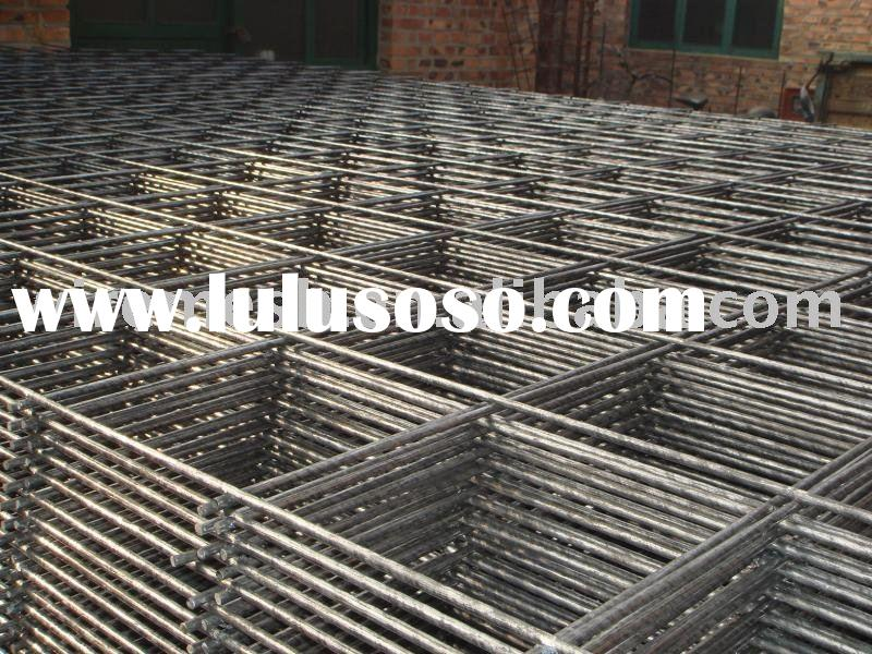 Steel Bars Welded Mesh Panels for sale