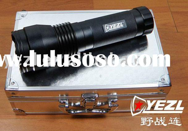 YEZL H24 24W HID Flashlight 1400 lumens xenon light
