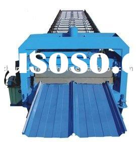 cold rolled steel forming machine,metal roofing material making machine,roll forming mill
