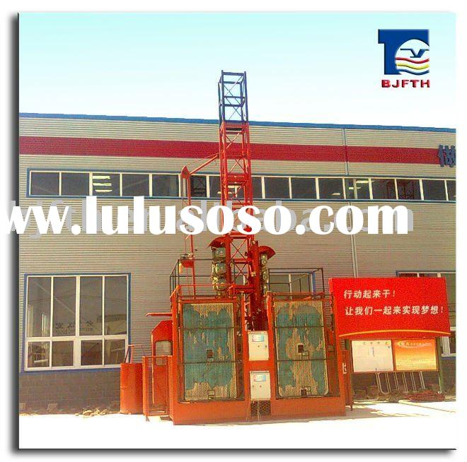 construction material hoist
