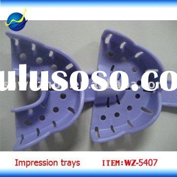 dental impression tray material