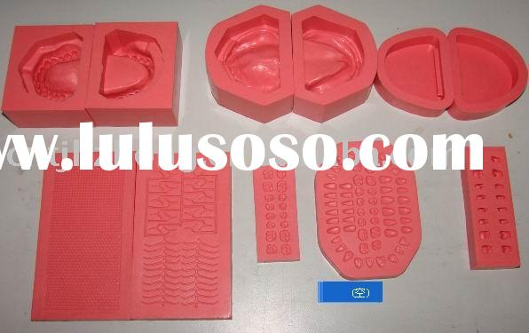 dental lab material/silastic pattern product