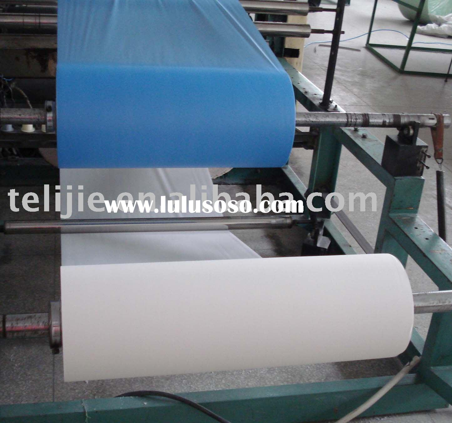 examination paper bed-sheet roll with competitive price