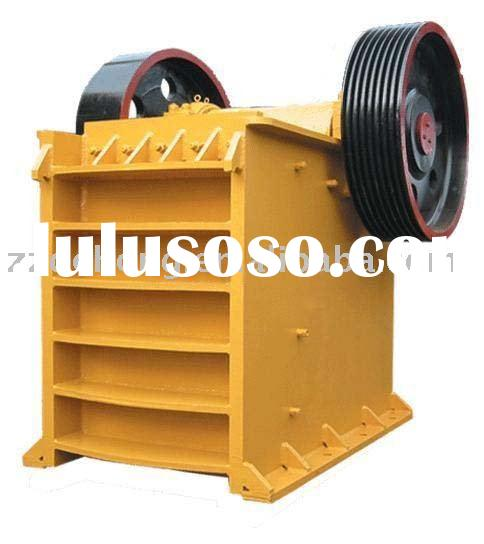 firm structure stone crusher