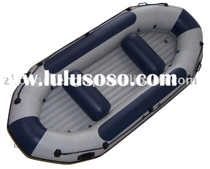 inflatable rafting  boats