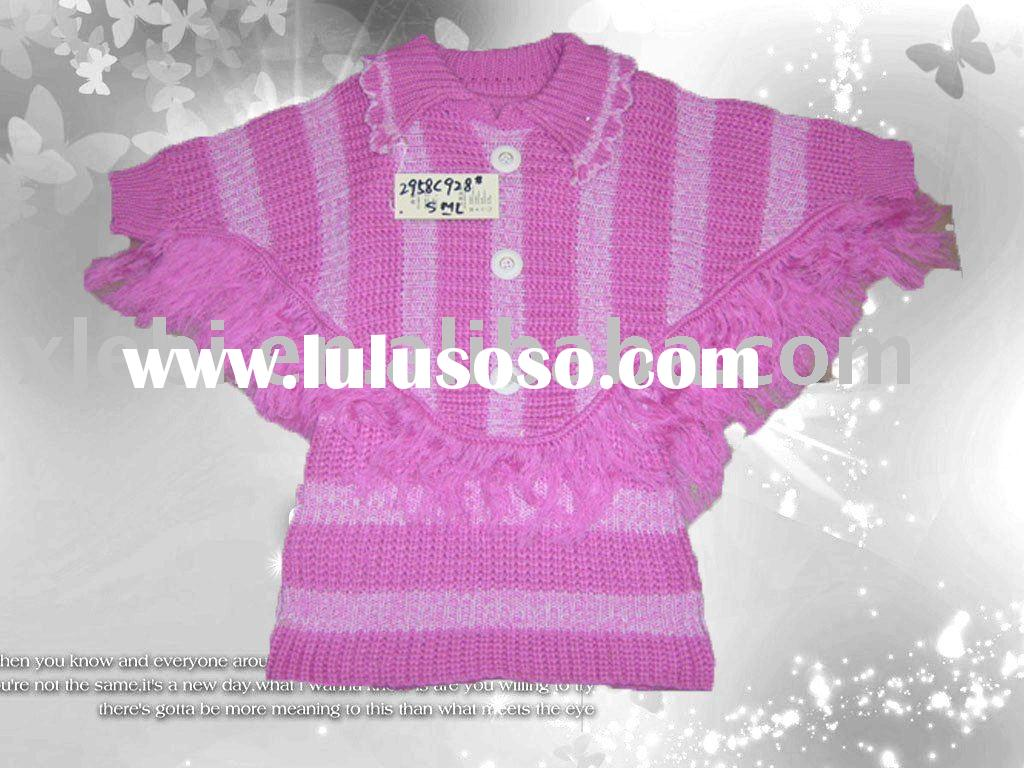 new collection kids  clothes,child wear,children sweater for girl's set