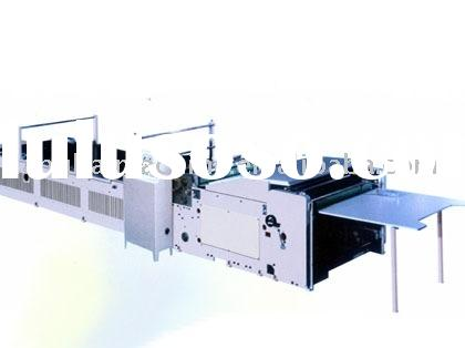 semiautomatic laminating machine