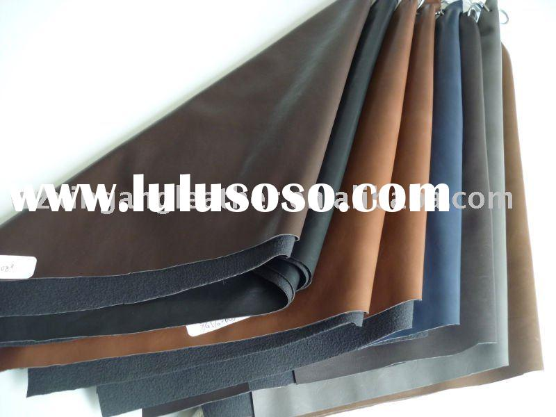 sofa material leather