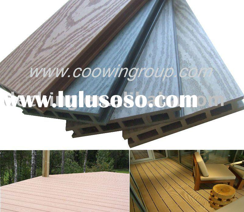 wpc decking material