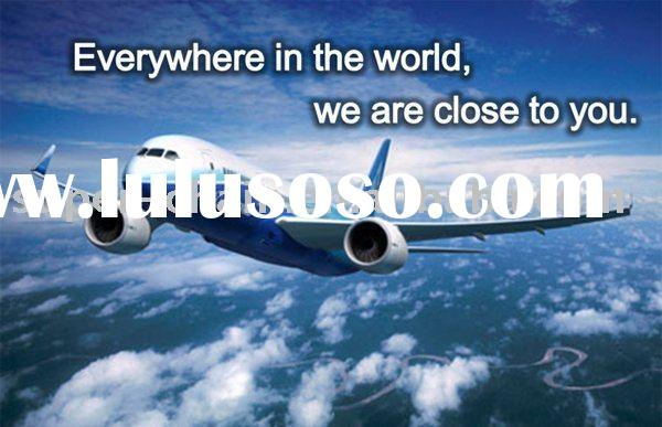 Air Freight from China to North America