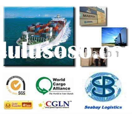 China ocean freight shipping