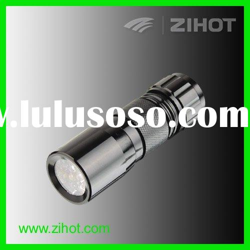 LED aircraft Aluminum Flashlight