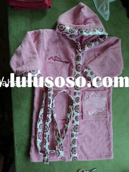 bathrobe for kids