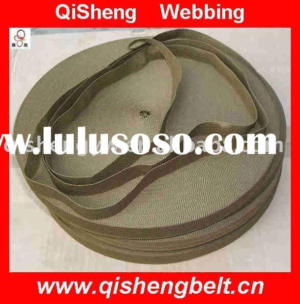 cotton webbing belt rolls