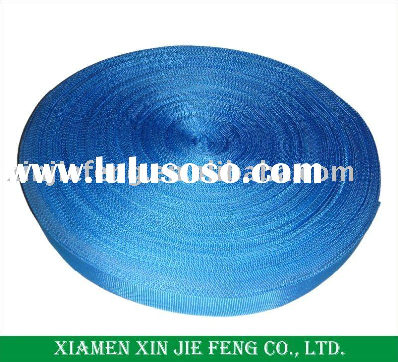 high quality blue nylon binding webbing