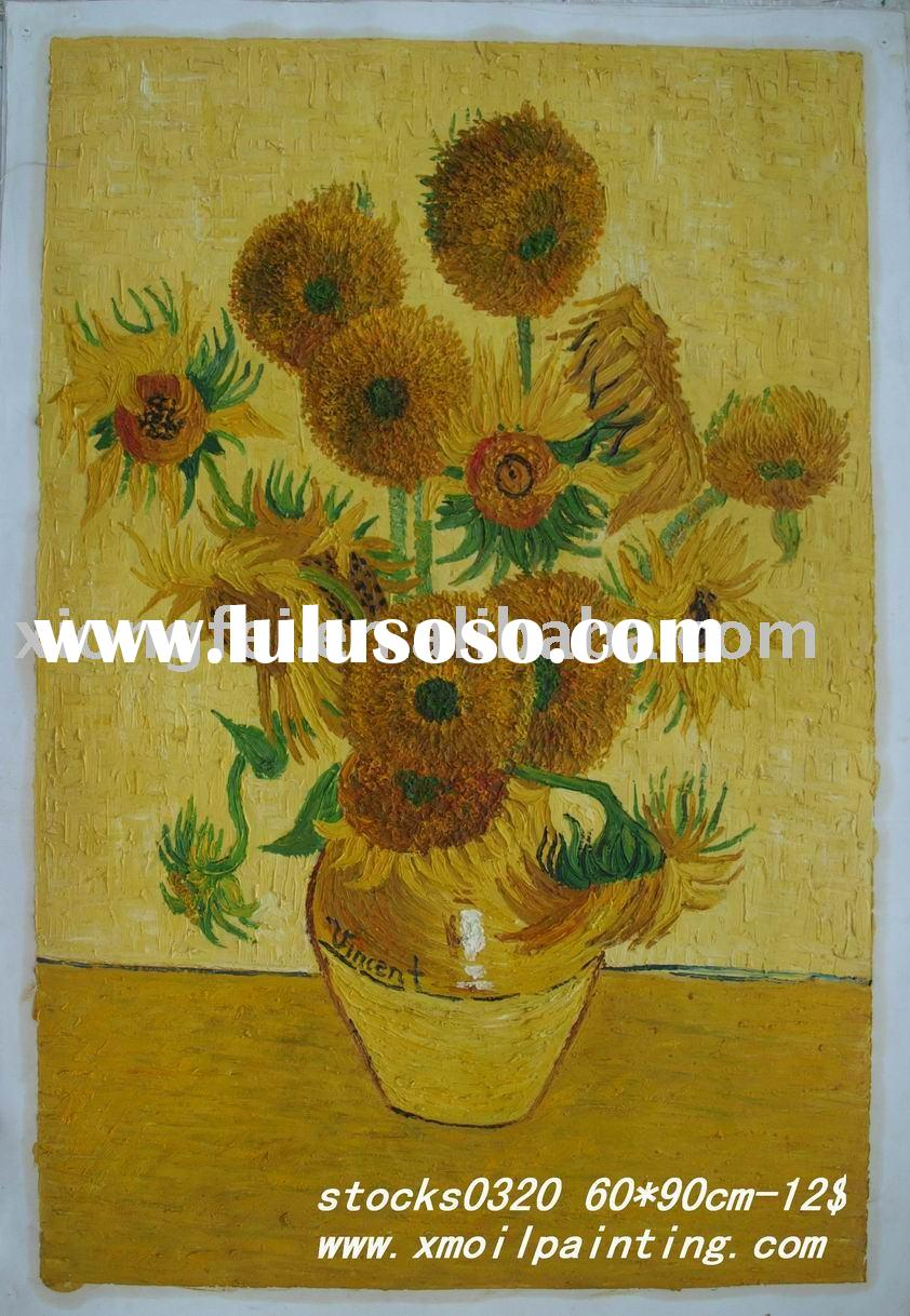 stock oil painting