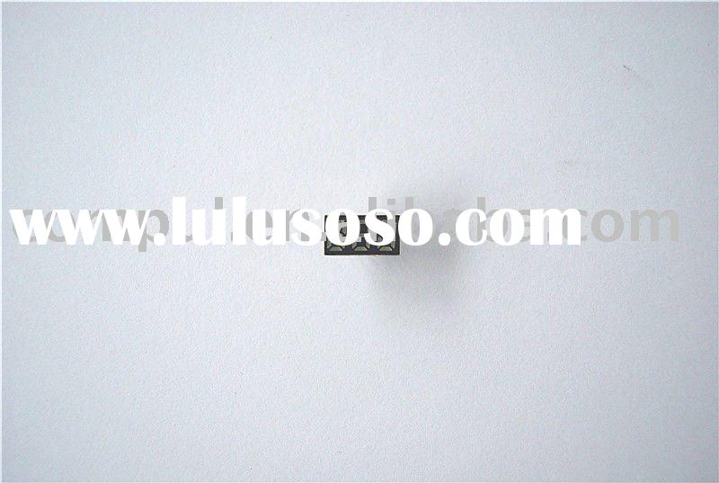 0.25 Inch 3 Digits 7 Segment LED Display with Low Power Consumption