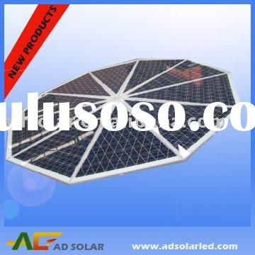 100W build your own solar panels for square