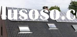 1kw home solar panels system