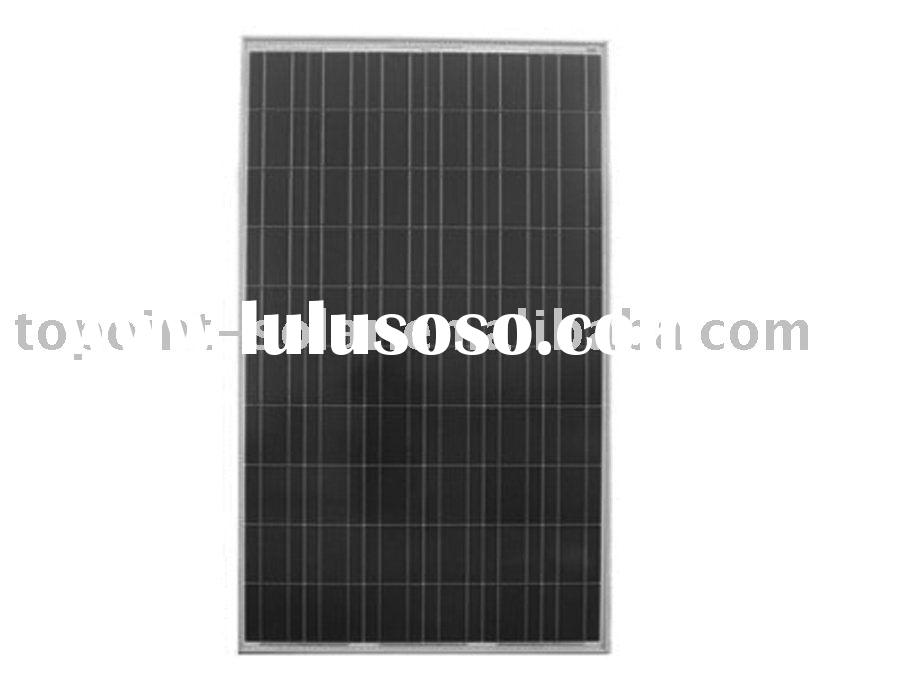 245w polycrystalline solar cell panel