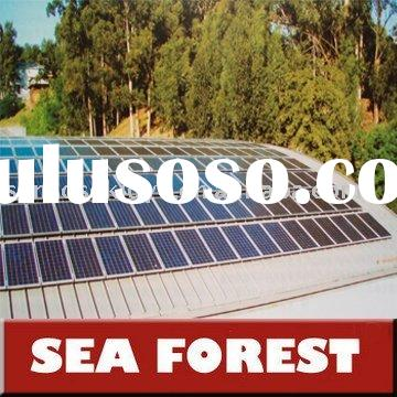 40KW Off Grid Solar Power System