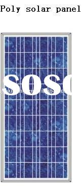 90W polycrystalline solar panel (CE ISO) charger for 12v