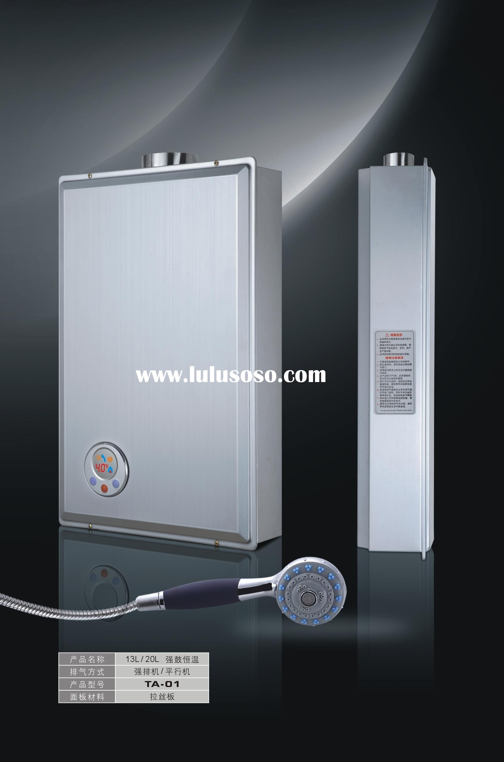 Balanced Type Gas Water Heater