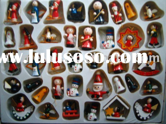 CHRISTMAS WOODEN craft