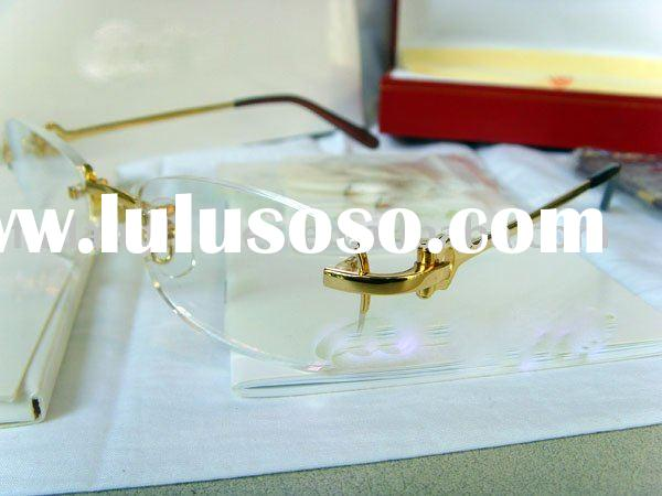 CT 280088  Fashion  Glasses glod eyeglasses Latest Style Top Quality Brand Name