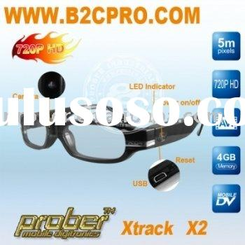 HD audio video sunglasses