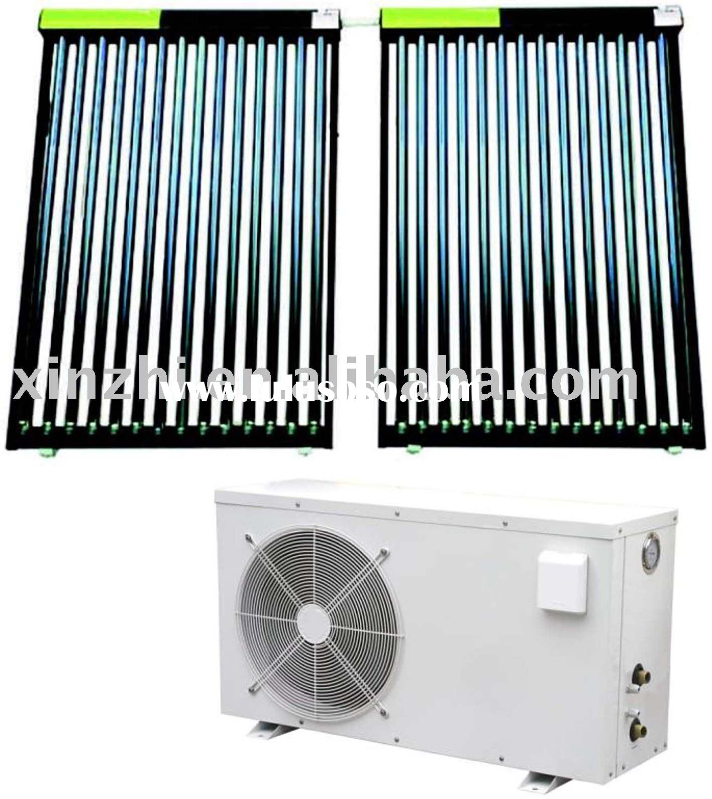 Heat Pump and Solar Water Heater