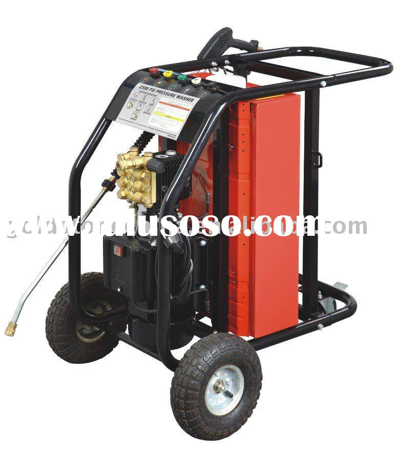 Industrial Electric Hot Water High Pressure Washer 2500PSI 380-Volt 3-Phase