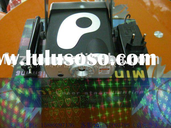 New brand  FUMINI06 Latest firework Red+Green mini diode laser for Christmas Party