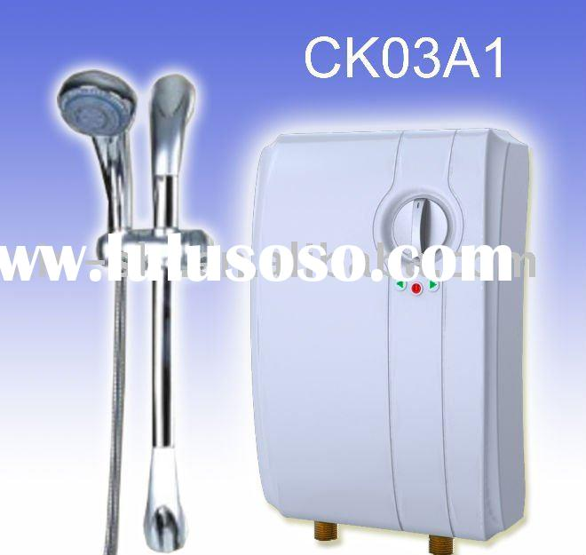 On demand hot water heater/Instant electric water heater (CK03A1)/Hand washer/Shower heater