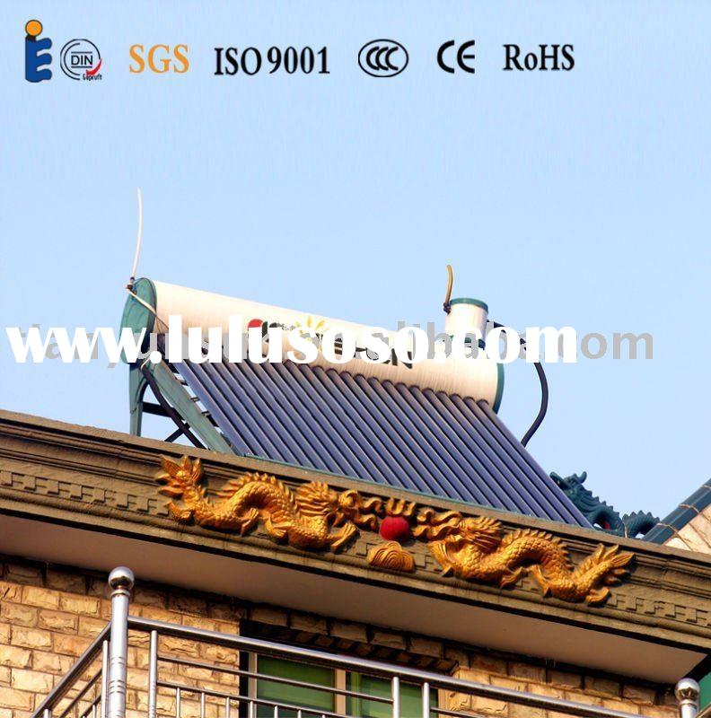 Solar energy project collector