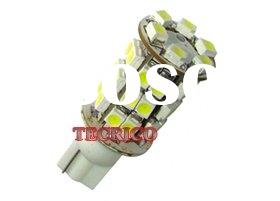 T15 1210 SMT led auto bulb, super bright smd led car bulb