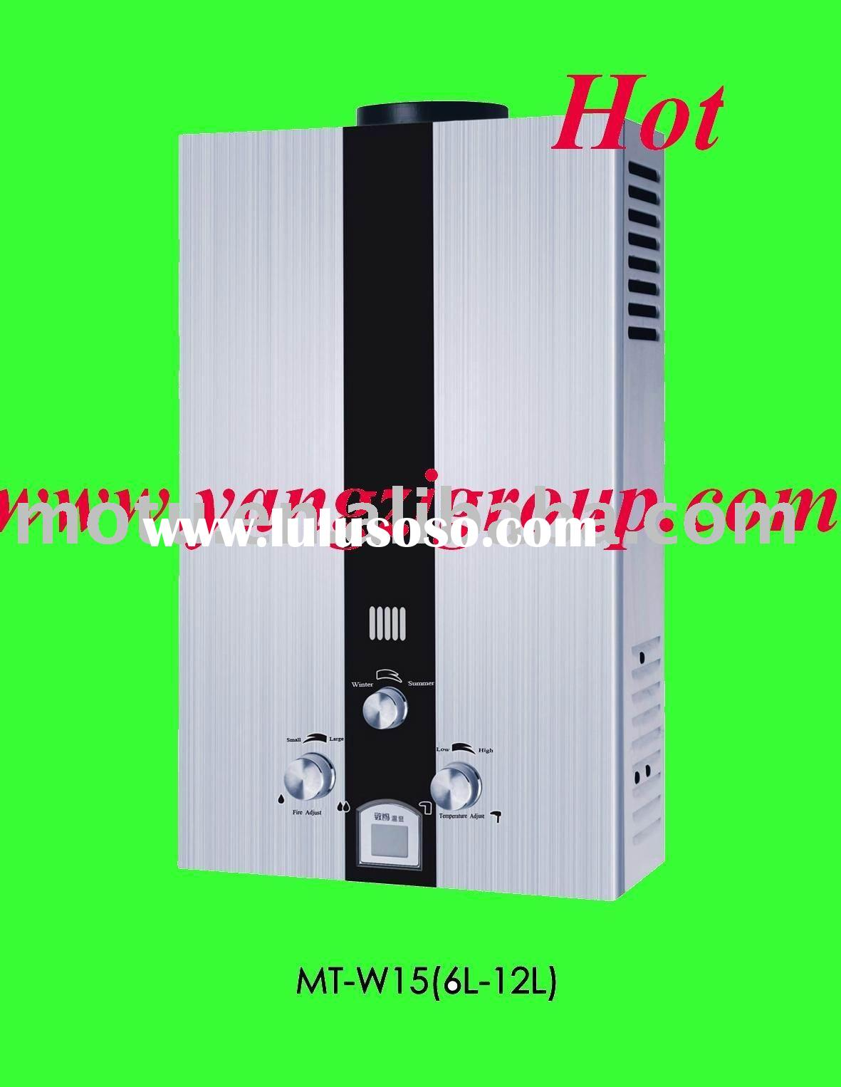 Tankless Gas Water Heater MT-W15(6L~12L)
