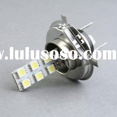 White SMD 12-LED Car Fog Light Bulbs H4 12v NEW