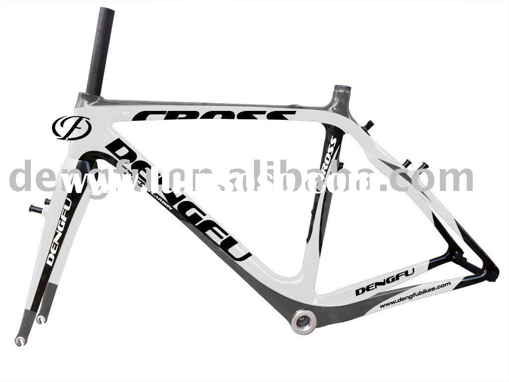bicycle frameset&bicycle parts&full carbon Cyclocross frame&fork