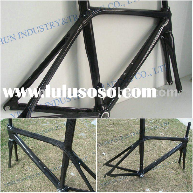 carbon bike frame, carbon frame, carbon road bike